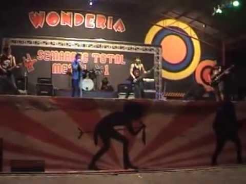 Deathless - Get Up! Live @Total Metal Semarang