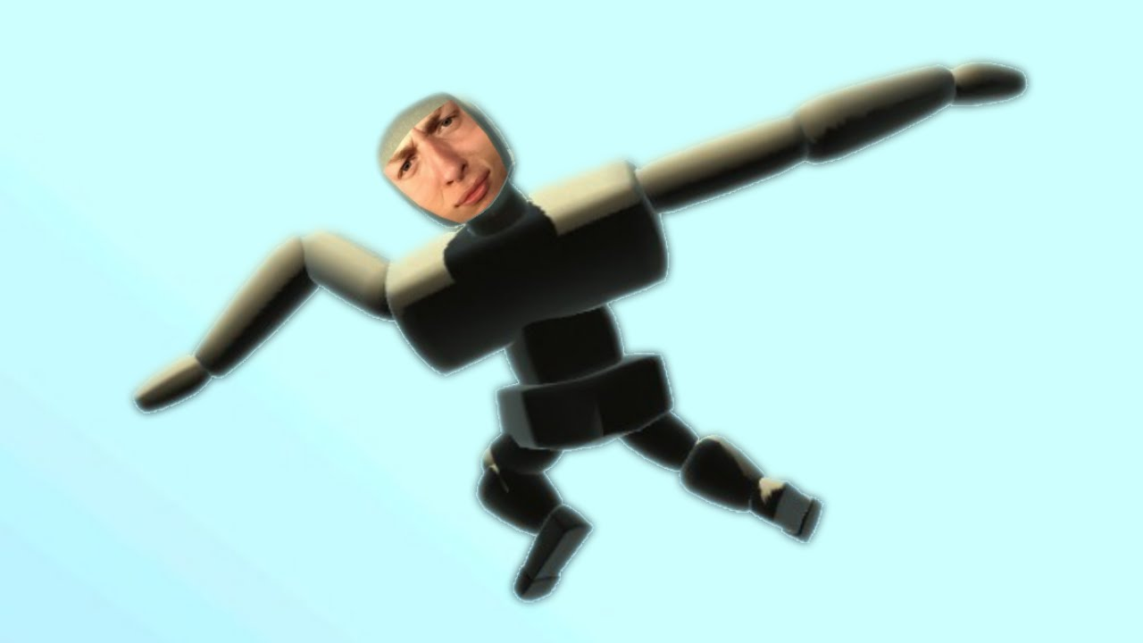 [NEW VIDEO]FLY LIKE A BIRD! (Turbo Dismount Funny Moments ...