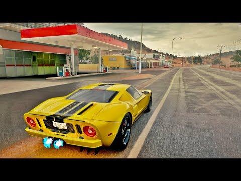 Forza Horizon 3 - GoPro - Ford GT BiTurbo 2005 ‹ ZoiooGamer ›