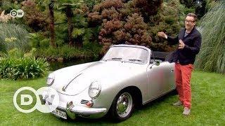 Spor otomobil tarihinin mihenk taşı: Porsche 356 - DW Türkçe