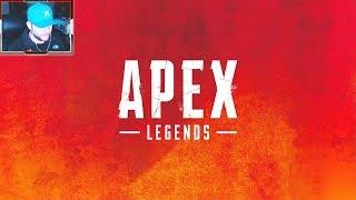 "Apex Legends Official ""Worldwide Reveal Trailer"" Live Reaction (Battle Royale)"