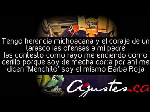 Revolver Cannabis- EL Menchito (Letra)