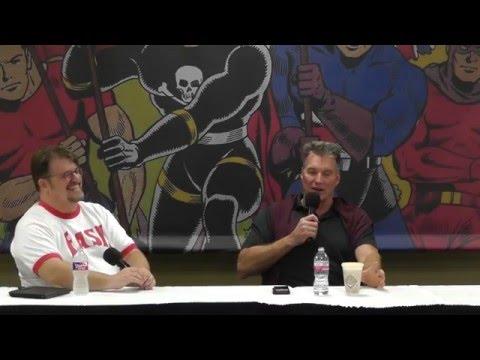 Dallas Comic   2016 April  Flash Gordon: Sam J. Jones