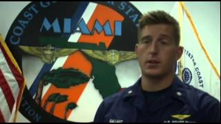A Day in the Life: Coast Guard Rescue Swimmer