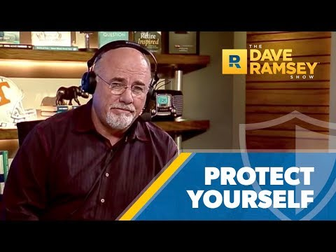 Life Insurance Is NOT an Investment - Dave Ramsey Rant