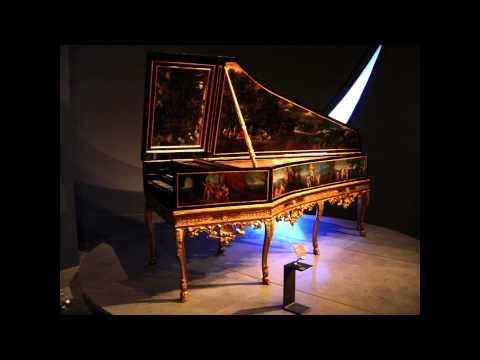 J. P. Rameau -  Pieces de Clavecin en Concerts