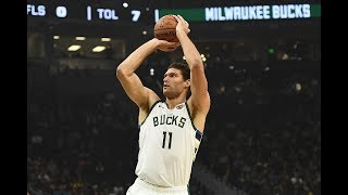 Brook Lopez Is a 7-Foot Sniper | 14 Triples in Two Games