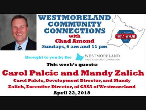 Westmoreland Community Connections: April 22, 2018