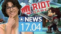 Hytale von Riot Games aufgekauft - News