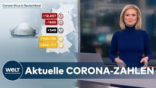 Die aktuellen corona-zahlen in deutschland: wie immer am wochenende übermitteln allerdings nicht alles gesundheitsämter ihre zahlen. der rückgang neuinfe...