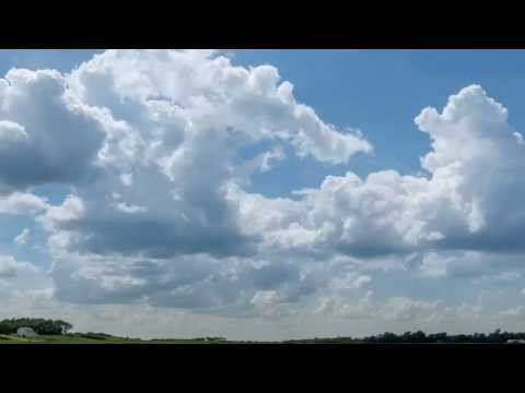 Timelapse of the Clouds Rolling by