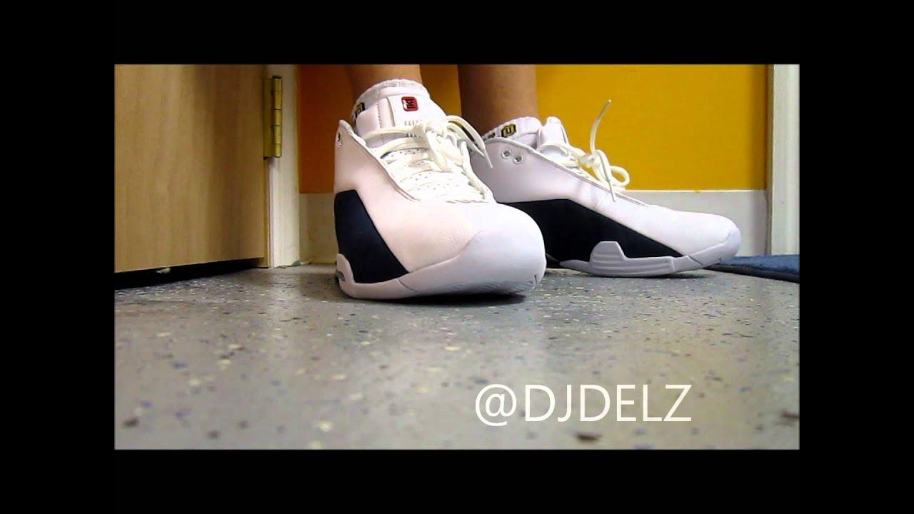 90077d2bdd4928 2012 Nike BB4 Vince Carter BB4 Shok Olympic Sneaker W   DjDelz Plus on foot