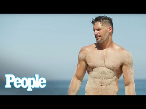 Joe Manganiello Is the Perfect Man  People