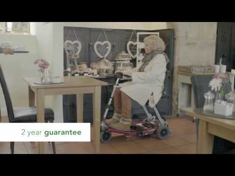 Luggie Folding Scooters Television Advert