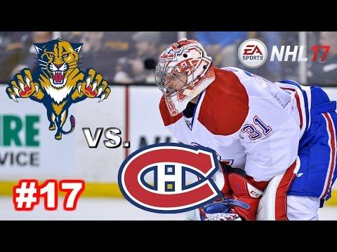 NHL 17 - Montreal Canadiens Franchise #17 - Montoya vs Former Team