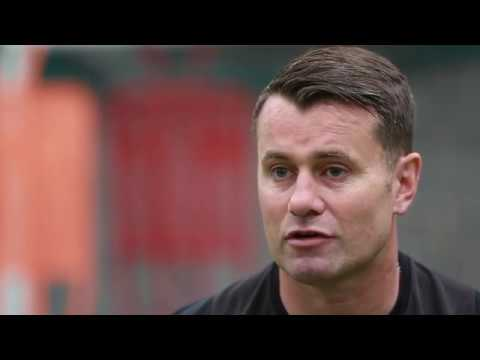 FEATURE   Shay Given on Life at Derby County