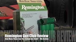 How Many Times Can You Load Remington Gun Club? - We Review