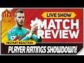 DE GEA Better Than SCHMEICHEL? Man Utd vs Tottenham Player Ratings Show | Man Utd News