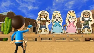 Wii Party -  Guest C & Fumiko Advanced Difficult| Cartoons Mee