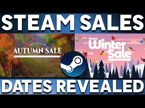 BIG STEAM SALE DATES REVEALED - TONS OF PC GAME DEALS COMING! thumbnail
