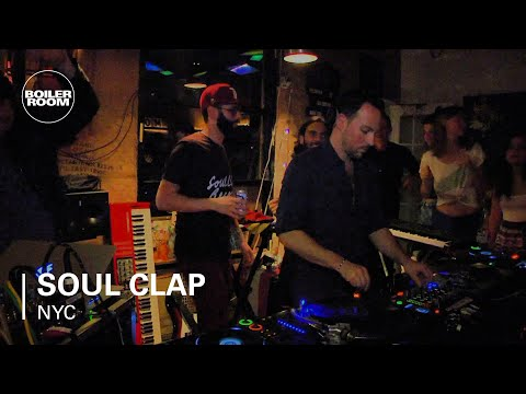 Soul Clap Boiler Room NYC DJ Set