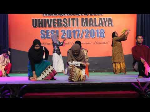 Hoore! Hoore! & Warna Warna Malaysiaku Gemilang - Pemudahcara Mahasiswa Sesi 2017/2018