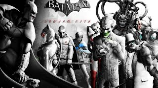 Batman Arkham City -Game of the Year Edition - Bölüm 1