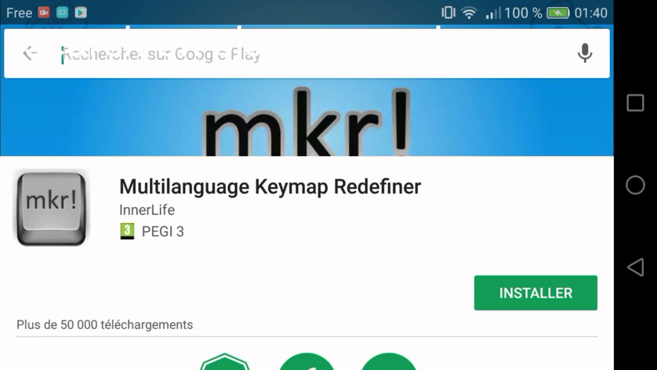 How to emulate xbox 360 gamepad on android with keyboard /no root