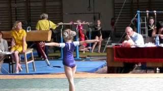Клименко Алина - Вольные упражнения 7 лет