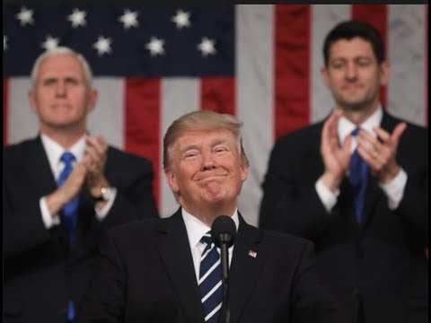 DONALD TRUMP STATE OF THE UNION SPEECH IS BACK ON TRACK  February 5th