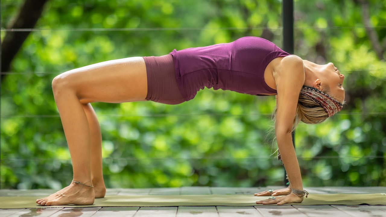 Download 20 Min Full Body Yoga To Boost Your Immune System | Feel & Radiate Your Best