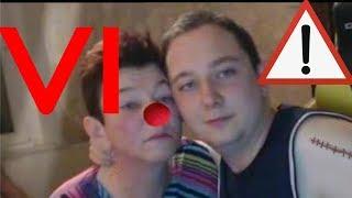 DanielMagical bije matke! Przerażające! (W ch*j xD)