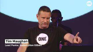 Redemption Church: Use your voice to change the world
