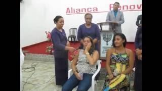 Jesus permite a ida de duas mulheres ao inferno e elas se encontram lá thumbnail