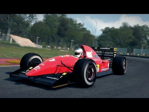 F1 2013 Classic Edition (1990