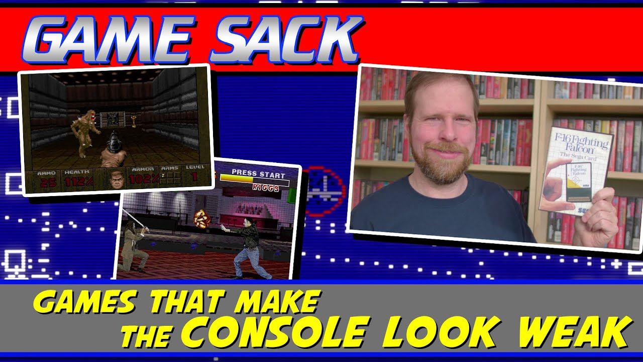 Games That Make the Console Look Weak 2 - Game Sack