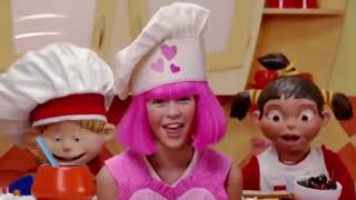 Lazy Town - Recipe For Energy (Greek)