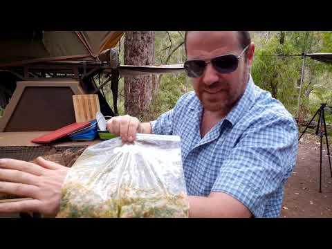 Marron Fishing - Pemberton, South West Australia