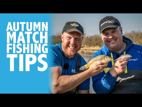 Autumn Match Fishing Tips - Jamie Hughes And Andy May