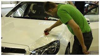 Бронепленка для защиты авто от царапин обзор ???? Бронирование автомобиля защитной пленкой