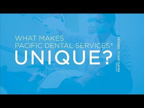 What Makes Pacific Dental Services® Unique?