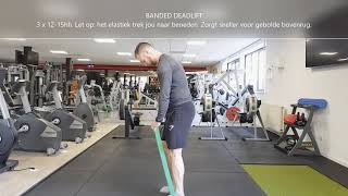 Banded Legs workout