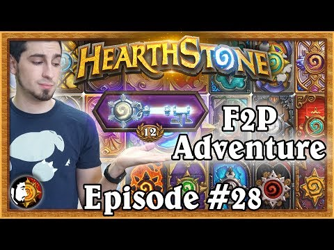 Hearthstone: Warshack Plays A Free To Play Account (Ep. 28)