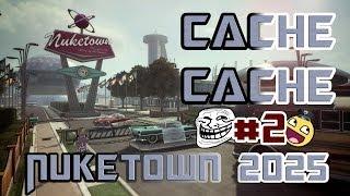 |►BO2 | Cache cache #2 Le chasseur sur Nuketown 2025 ! Du troll, du fake et de la rage !