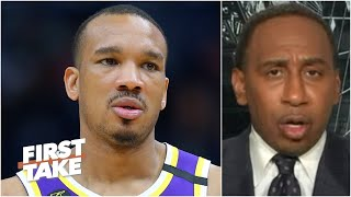 Stephen A. isn't concerned about Avery Bradley & other NBA players opting out | First Take
