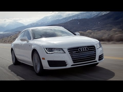 Audi A7 Review (Affordable Luxury Pt.2) - Everyday Driver