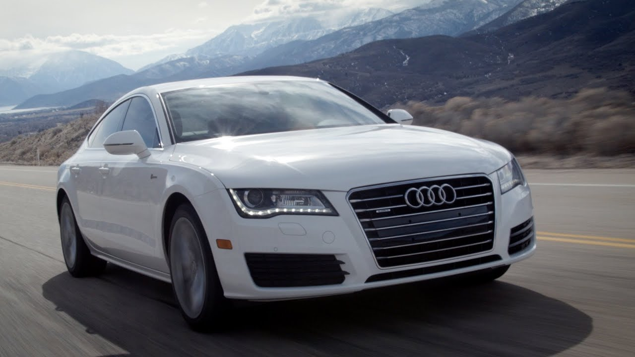 Audi A Review Affordable Luxury Pt Everyday Driver YouTube - Audi a7 review
