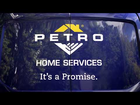 Petro Home Services Commercial - The Petro Promise