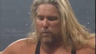 Goldberg's first defeat