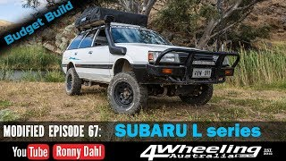 4WD Subaru L series Modified Episode 67
